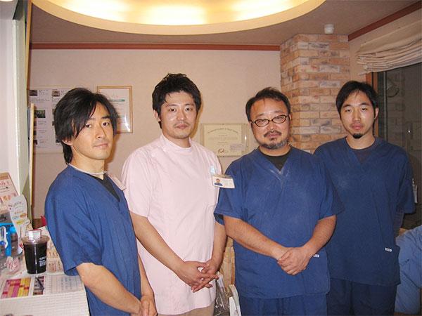 呉市の開業医さんとの写真