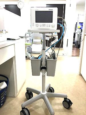 パルスオキシメーター・血圧計