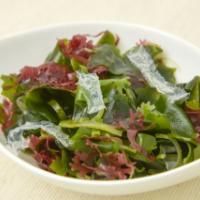 海藻サラダの写真