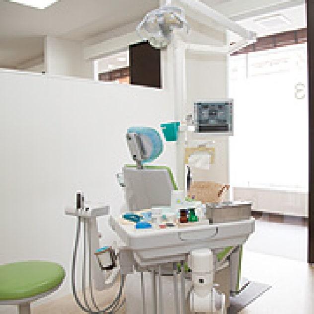 はる歯科診療室 診療室