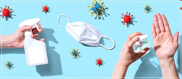 新型コロナウイルス感染対策